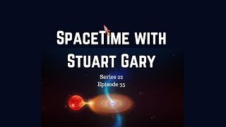 Black Hole Twisting Spacetime | SpaceTime with Stuart Gary S22E35 #Astronomy #science