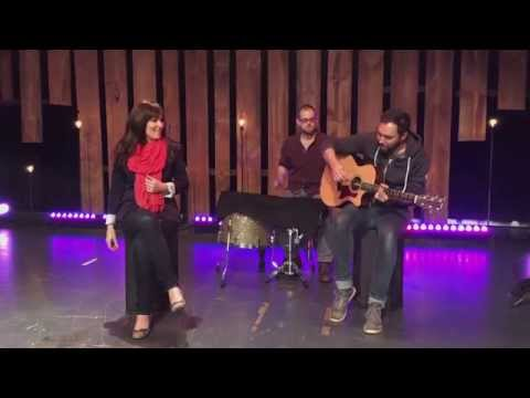 Brad & Rebekah - Welcome Home - Acoustic Sessions