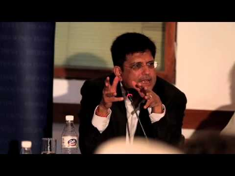 Minister Piyush Goyal answers questions on India-U.S. Relations