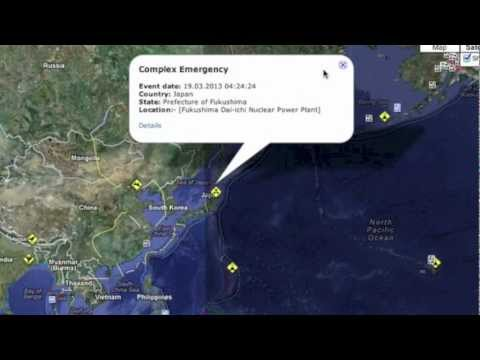 3MIN News March 19, 2013: Fukushima, STARWATER, Global Update
