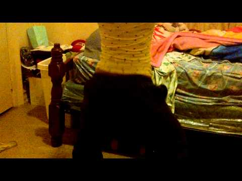 My Sister Doing The Bounce It Bigity ;] video