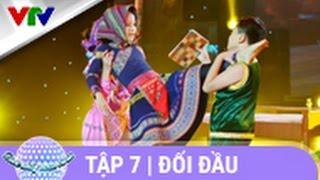 HOÀNG VÂN - KIM THƯ - LONG KHÁNH | TẬP 7 | BƯỚC NHẢY HOÀN VŨ NHÍ 2015 (SEASON 2)