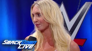 Charlotte Flair demands a match at SummerSlam: SmackDown LIVE, July 23, 2019