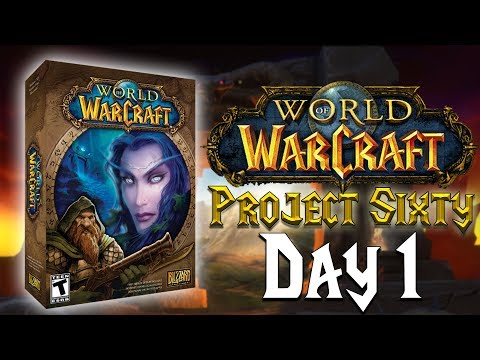Live Stream Replay | Project Sixty - Day 1 [Legion]