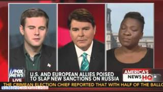 Greg Jarrett schools Jehmu Greene: How are those sanctions working on Cuba or Iran?