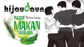 Hijau Daun - Pagar Makan Tanaman (Official Video Lyric)