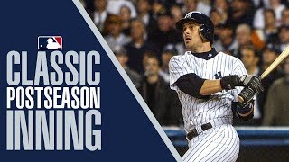 The Lead-Up to the Aaron Boone Home Run in the 2003 ALCS | Classic Postseason Innings