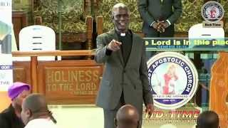CAC(End-Time Apostolic Ministries)-SUNDAY 09-08-15 MINISTRATION