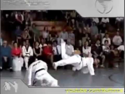 Taekwondo Amazing Knockouts