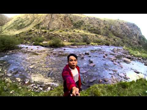 video selfie Kyrgyzstan