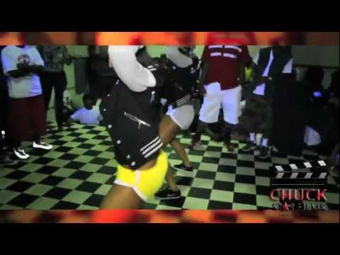 Joey Da Prince - Shut It Down Booty Shaking Video Ft Twerk Team video