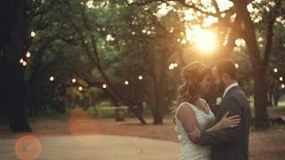 Perini Ranch wedding film {Texas wedding video}