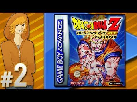 Dragon Ball Z: Legacy Of Goku - Jump Cuts | Part 2 | Scykohplays video