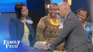 Who would you HATE HUBBY to DATE after the DIVORCE? | Family Feud