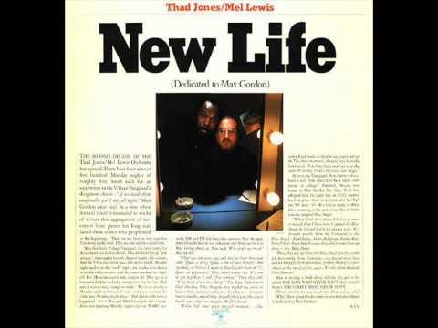 Thad Jones Mel Lewis The Jazz Orchestra Presenting Thad Jones Mel Lewis The Jazz Orchestra