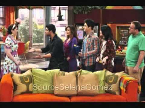 "Wizards of Waverly Place ""Uncle Ernesto"" Episode Stills!"