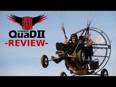 Paramotor Quad Review & Discussion With Powered Paragliding Industry Experts