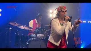 Dum  a Dum Mast Qalandar - Aabha Hanjura & Sufistication - Kappa TV