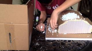 Making of an Anderson Shelter Model