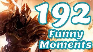 Heroes of the Storm: WP and Funny Moments #192