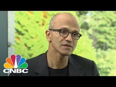 Microsoft CEO's Global Strategy   CNBC