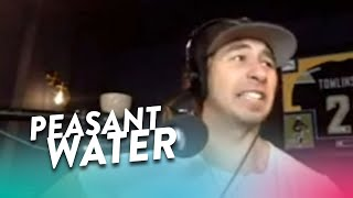 Is This Peasant Water?!