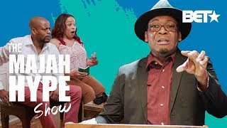"""Majah Hype is Pastor Radcliffe """"Why are you talking about Keke?"""" 