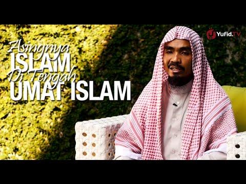 Ceramah Singkat: Asingnya Islam Di Tengah Umat Islam - Ustadz Abu Qatadah