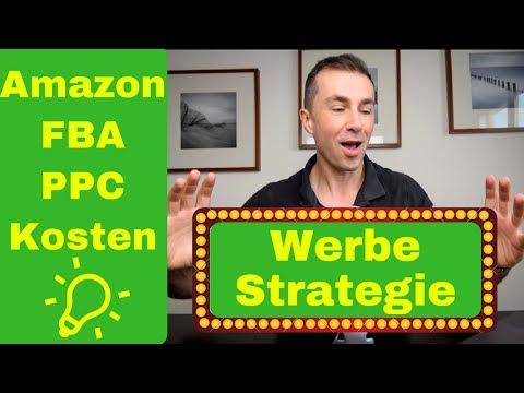Amazon FBA PPC Tutorial - Strategie für deine Werbe Kampagne