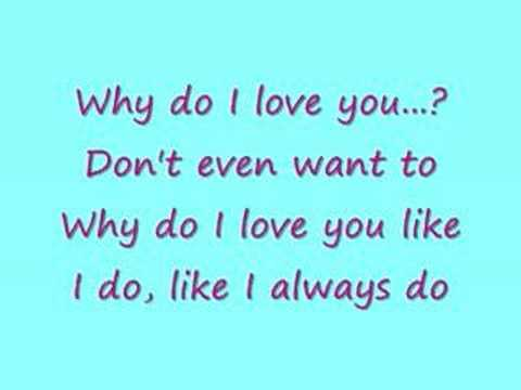 Westlife-why Do I Love You (lyrics) video