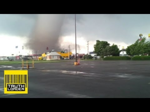 Oklahoma tornado - How does the Moore twister compare to others in the US? - Truthloader