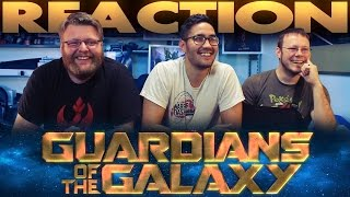Guardians of the Galaxy Honest Trailer REACTION!!