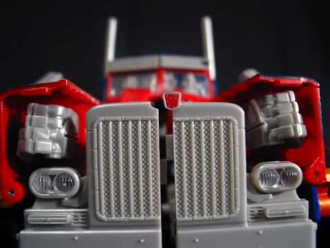 Optimus Prime Transforming Music Videos