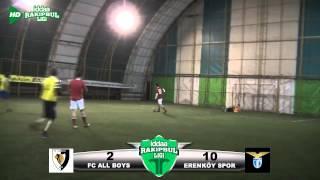 RAKİPBUL KONYA I FC ALL BOYS & ERENKÖY SPOR