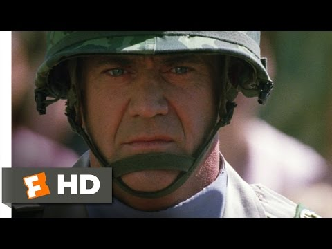 We Were Soldiers (4/9) Movie CLIP - Moving Into the Valley of the Shadow of Death (2002) HD