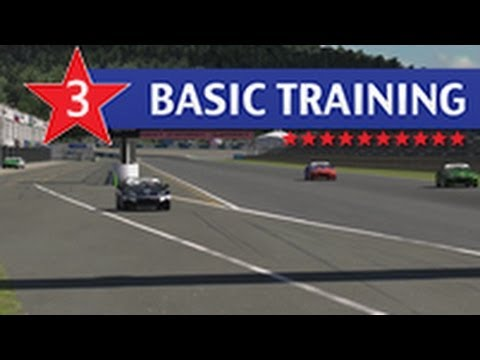 Basic Training: Prepare to Race - Chap. 3