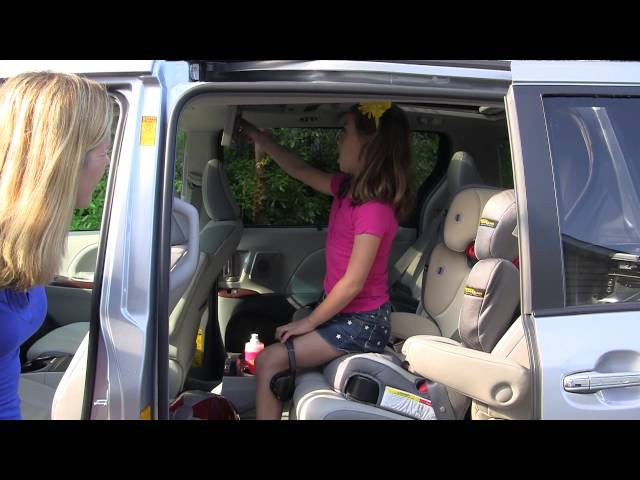 Toyota Sienna 2013 Review