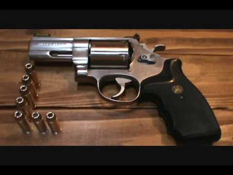 Smith and Wesson 629-2E .44 Magnum Revolver Review