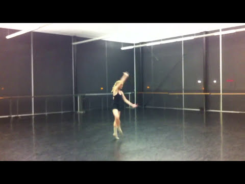 Juilliard Audition- Solana Temple