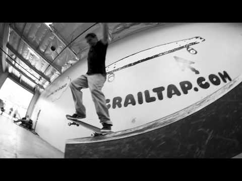 Vincent Alvarez at the Crail Tap Park.