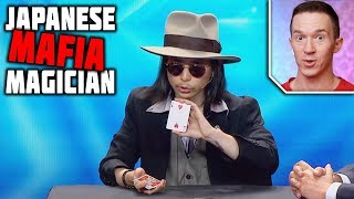 Magician REACTS to Takumi Takahashi expert card magic on Asia's Got Talent 2019