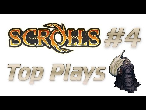 Scrolls Top 5 Plays of the Week E4