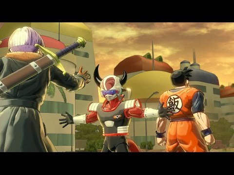 Changing History (Future Gohan & Trunks Secret Post-Story Mode Mission) | Dragon Ball Xenoverse 2