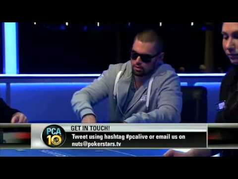 PСА-2013. Super High Roller. Е9, Final Table (RUS)