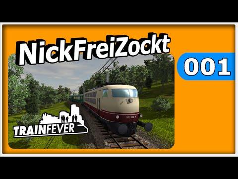 Train Fever #001 - Der Grundstein zu unserem Transport Unternehmen [ deutsch | 1080p ]