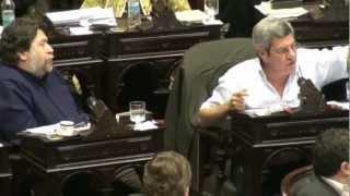 Víctor De Gennaro en el Congreso - Ante el negocio y la muerte, solidaridad y vida