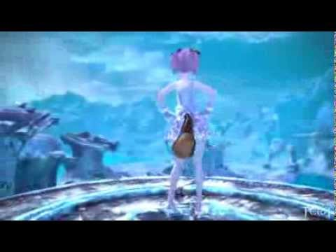 TERA : Elin Costumes 3 (Dancing Upskirt Video)