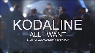 Download lagu Kodaline - All I Want (Live @ O2 Academy Brixton)