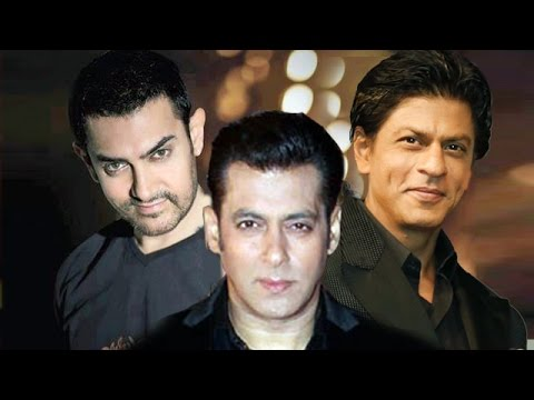 Salman Khan PROTECTS Shahrukh & Aamir Khan On Twitter