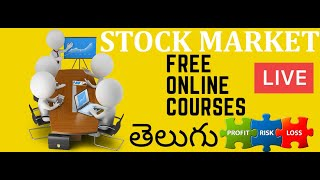 Basics of Stock Market Telugu | Q&A| Stock Market for Beginners | Trading Panthulu Live Stream |